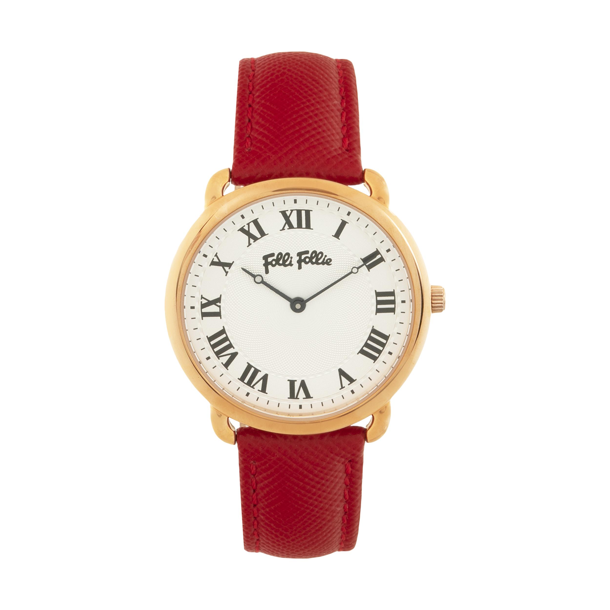ساعت مچی عقربه ای زنانه فولی فولیه مدل WF16R013SP-RE (بدون جعبه اورجینال)              خرید (⭐️⭐️⭐️)