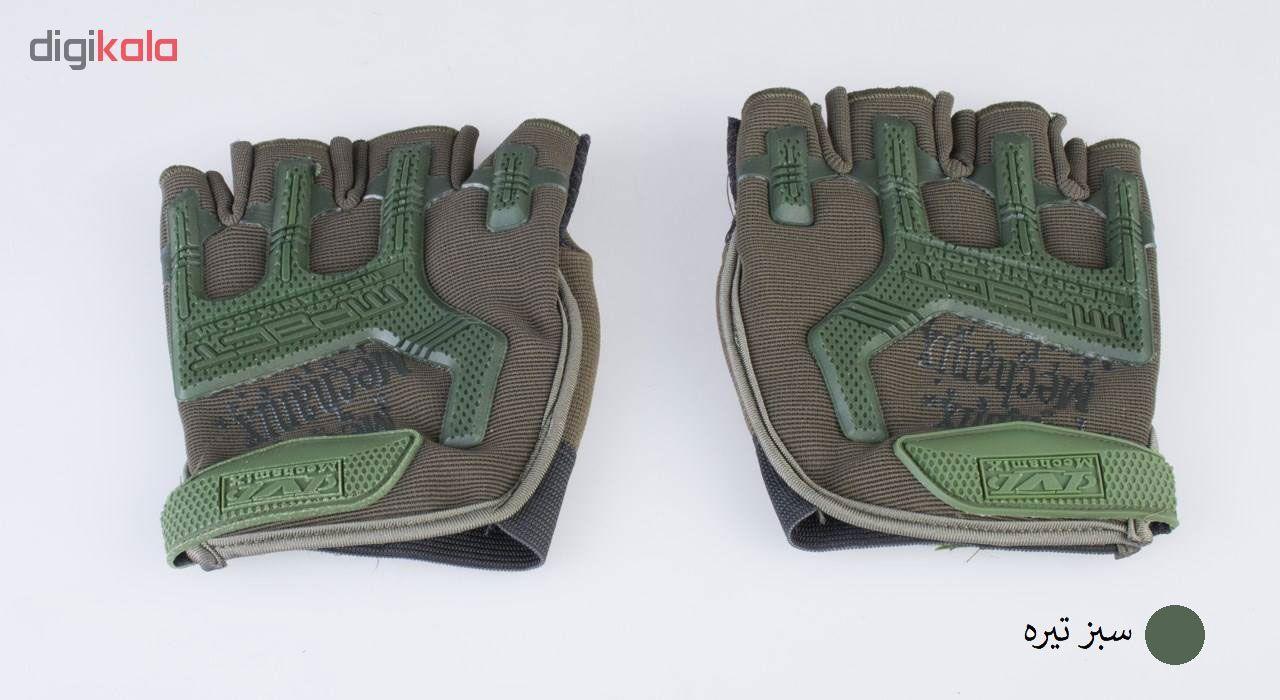 دستکش ورزشی طرح نظامی main 1 3