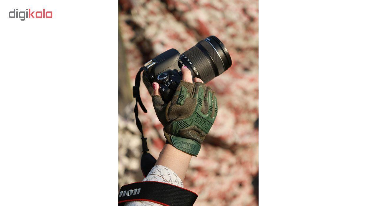 دستکش ورزشی طرح نظامی main 1 4