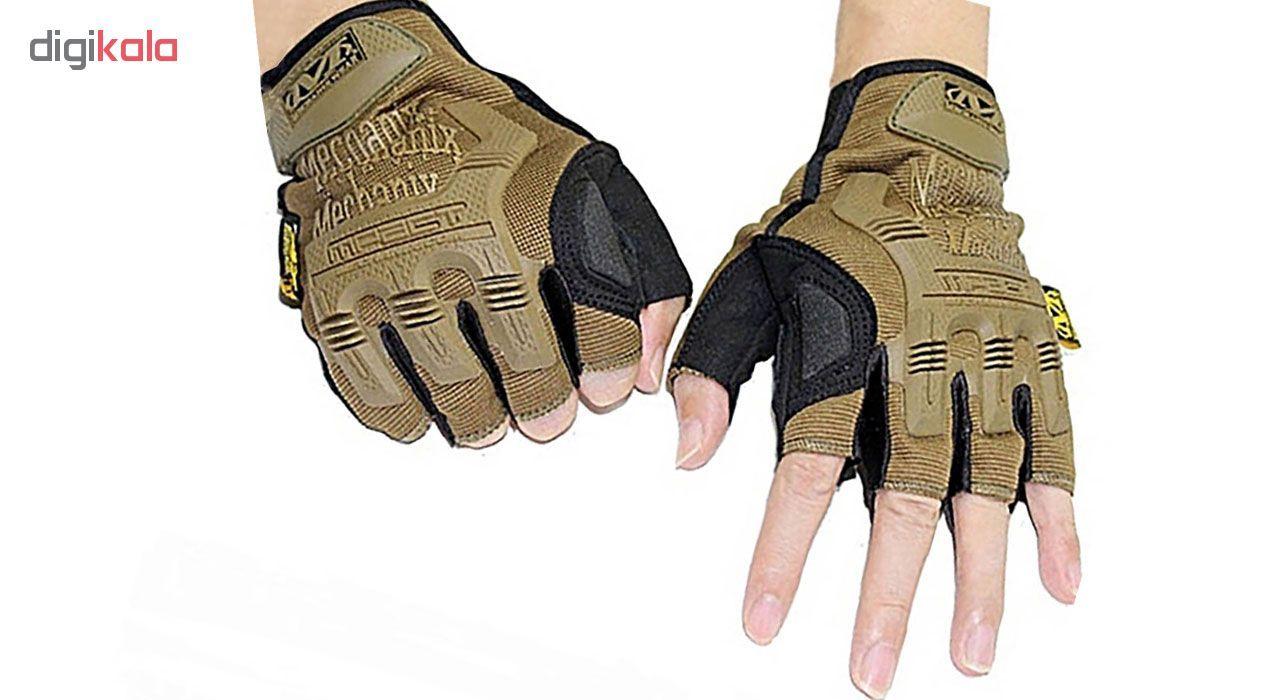 دستکش ورزشی طرح نظامی main 1 5