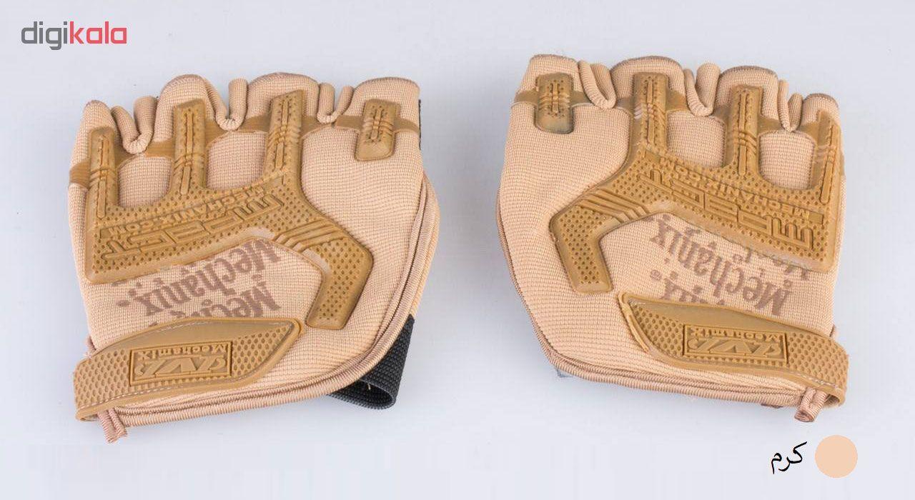 دستکش ورزشی طرح نظامی main 1 6