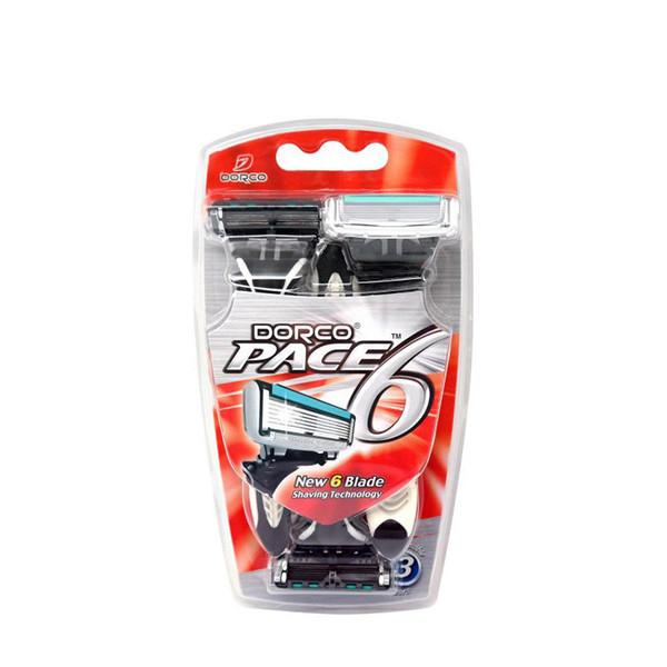 خود تراش دورکو مدل PACE6 بسته 3 عددی
