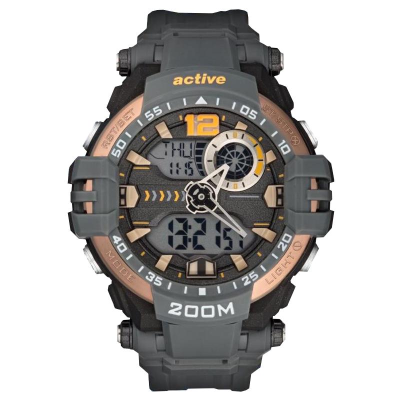 ساعت مچی دیجیتال مردانه اکتیو مدل YP17732-04