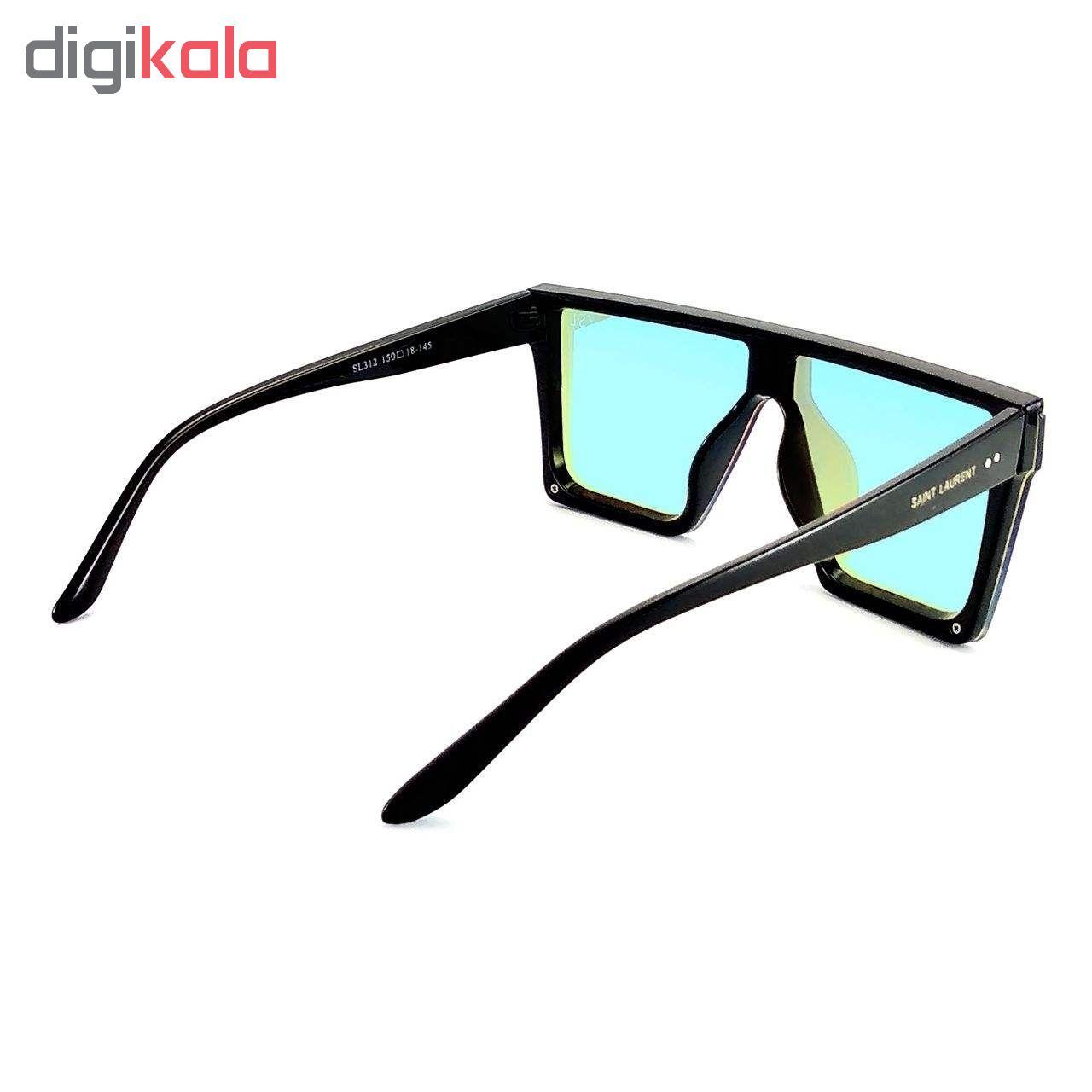 عینک آفتابی کد qu4298