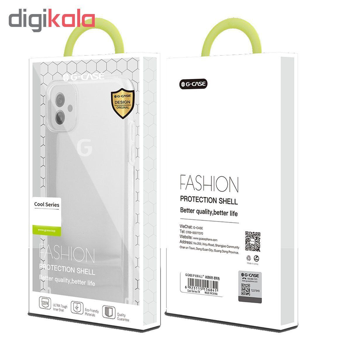کاور جی-کیس مدل cool  مناسب برای گوشی موبایل اپل iphone 11 pro max main 1 4