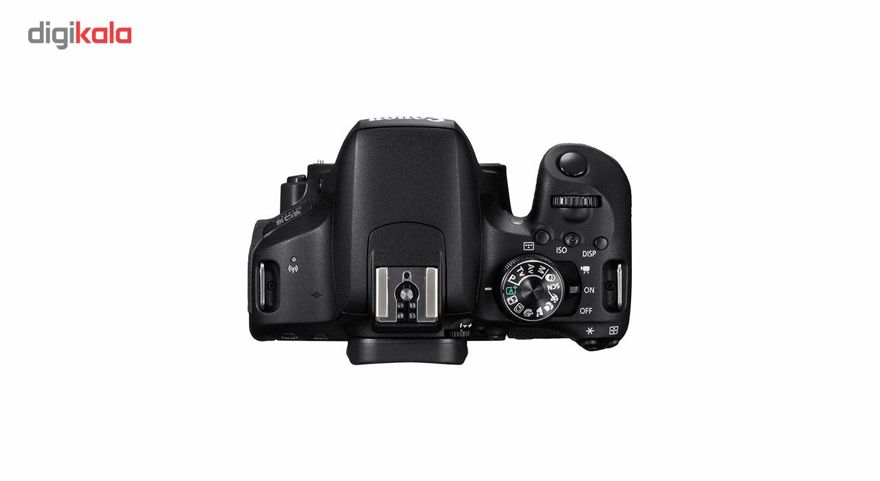 دوربین دیجیتال کانن مدل EOS 800D به همراه لنز 18-55 میلی متر IS STM main 1 7
