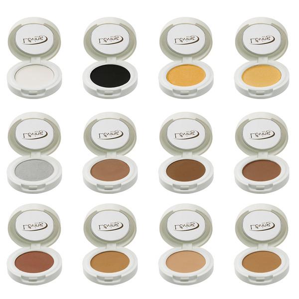 سایه چشم لاوینگ نایس مدل V15 مجموعه 12 عددی