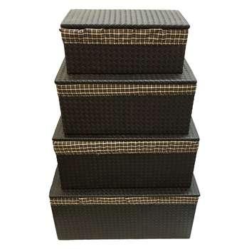 باکس مدل RX N4 مجموعه 4 عددی
