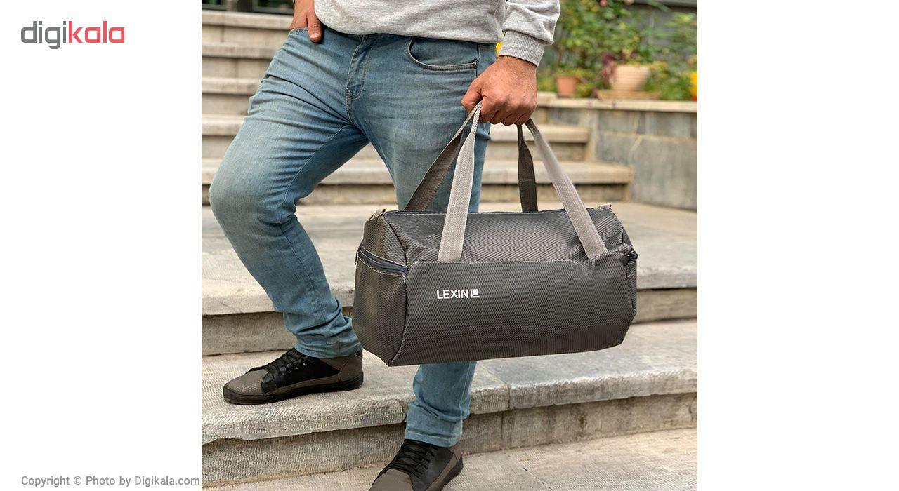 ساک ورزشی لکسین مدل LX013 main 1 11