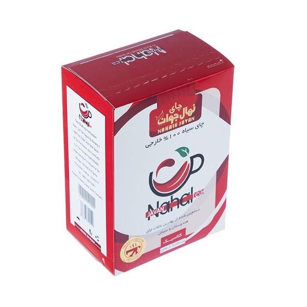 چای سیاه نهال جوان مدل کلاسیک ممتاز مقدار 450 گرم