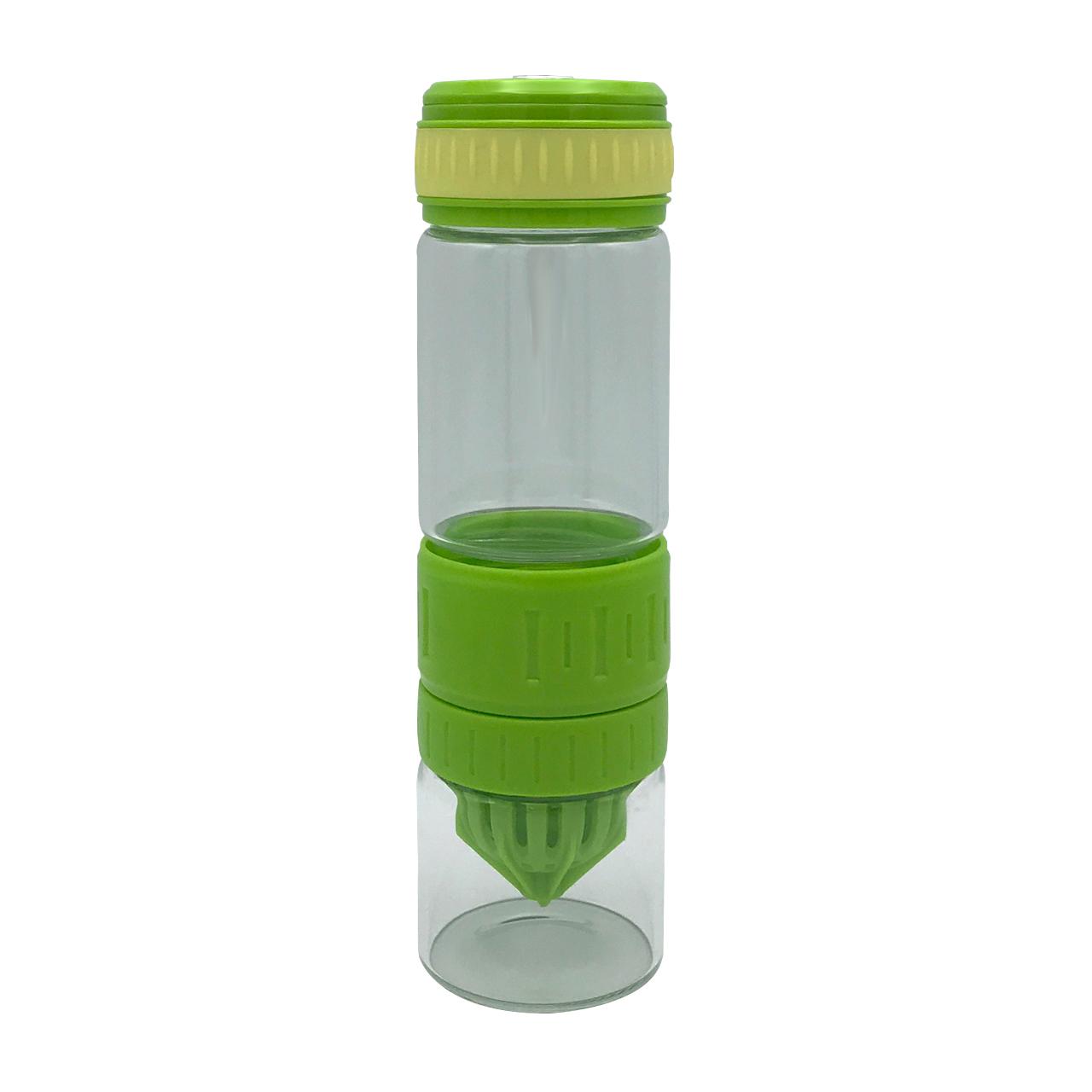 بطری آبمیوه گیری مدل لیمون هاپ کد 504