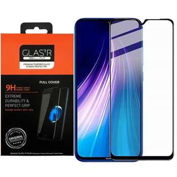 محافظ صفحه نمایش مدل GLASTR مناسب برای گوشی موبایل شیائومی Redmi Note 8