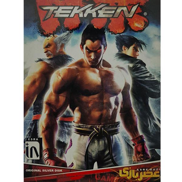 بازی TEKKEN مخصوص PC نشر عصر بازی