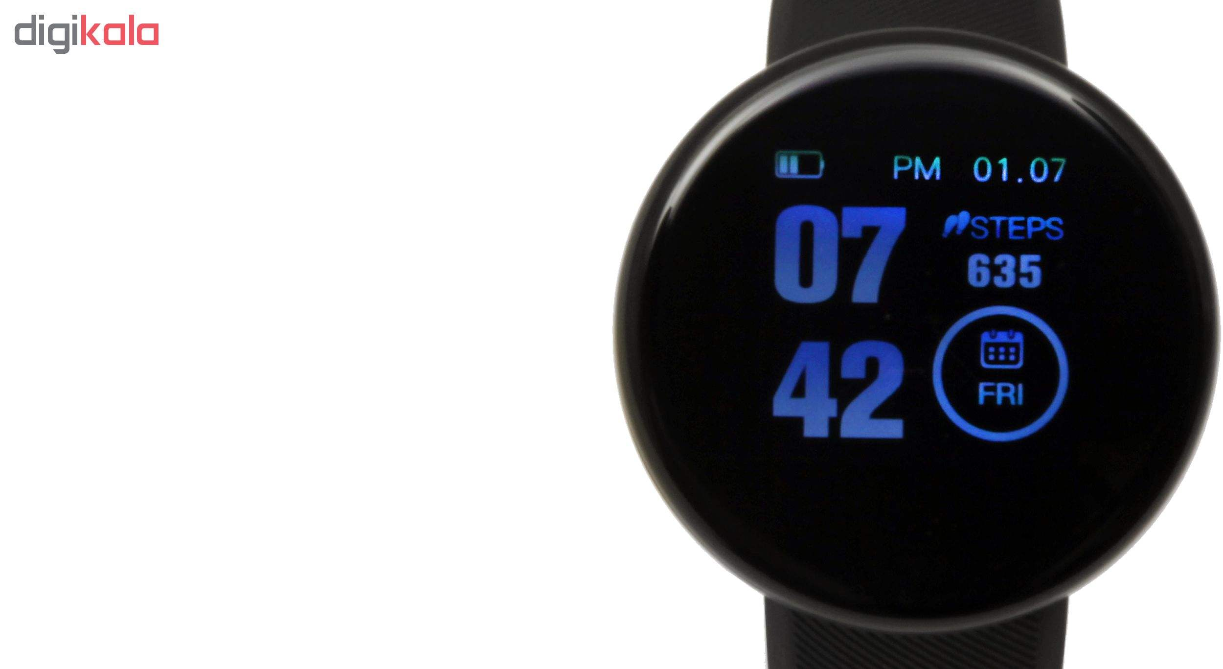 ساعت هوشمند مدل Bakeey D18 main 1 3