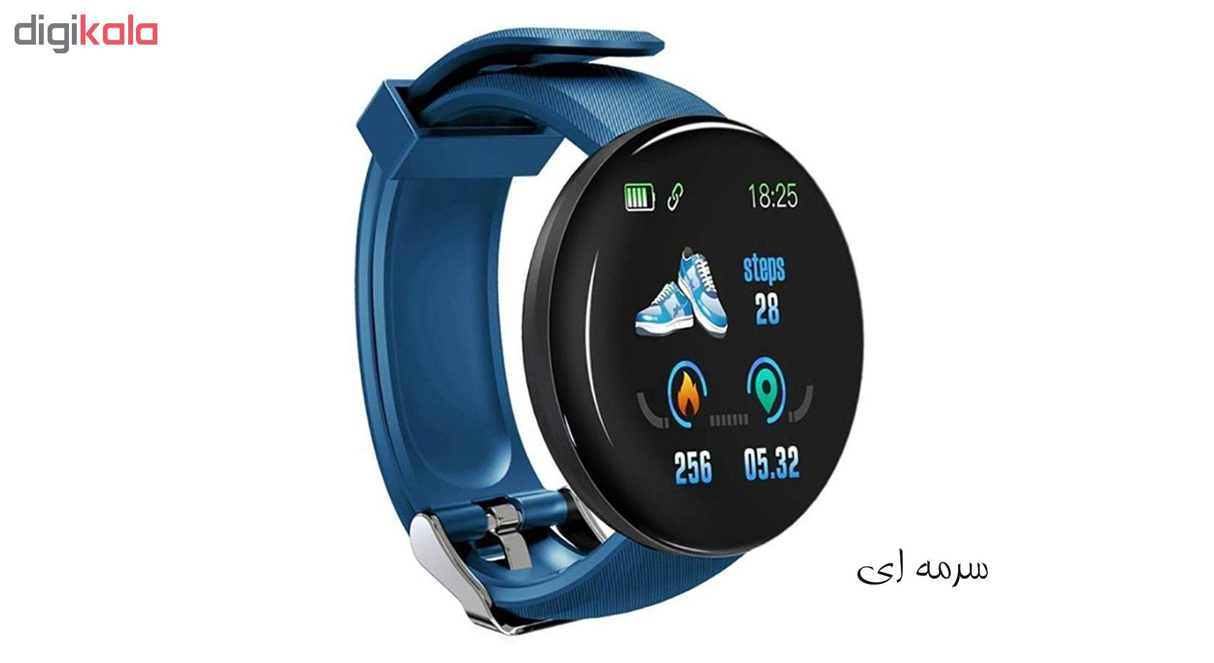 ساعت هوشمند مدل Bakeey D18 main 1 13