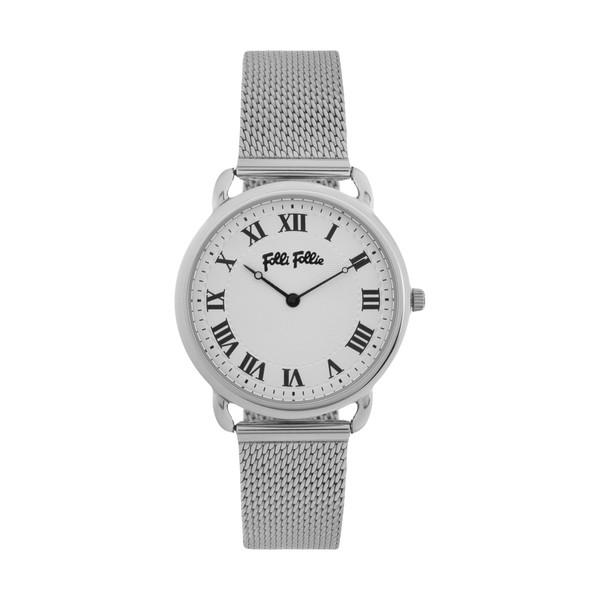 ساعت مچی عقربه ای زنانه فولی فولیه مدل WF16T013BPS (بدون جعبه اورجینال)