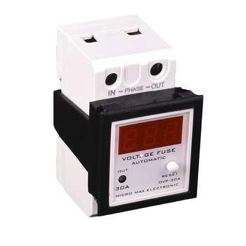 تصویر فیوز محافظ ولتاژ میکرو مکس الکترونیک مدل DVP-30A