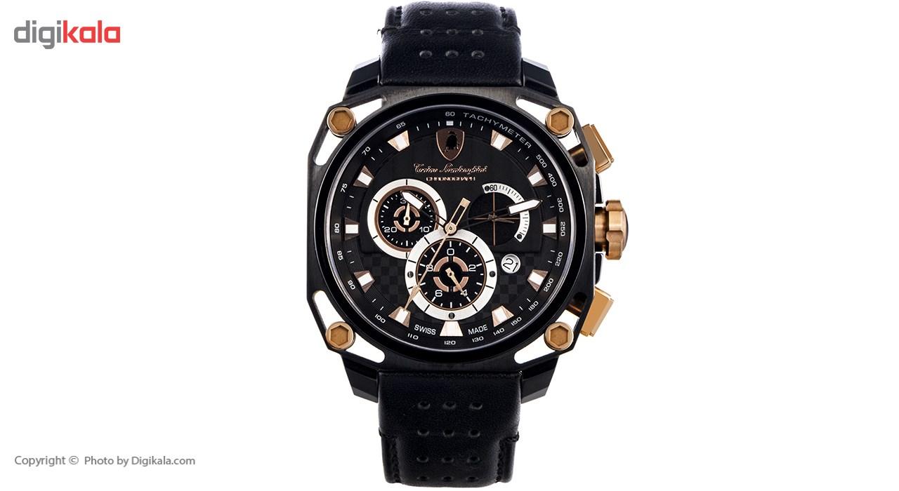 خرید ساعت مچی عقربه ای مردانه تونینو لامبورگینی مدل TL-4850