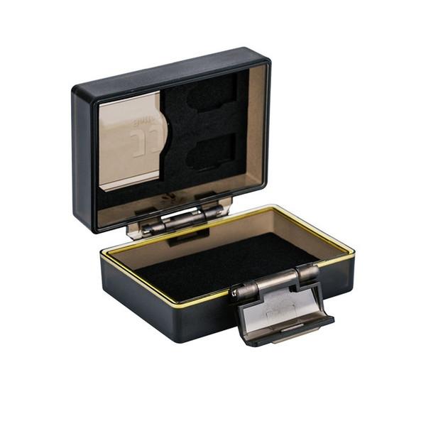 کیف محافظ باتری و کارت حافظه جی جی سی مدل BC-UN1