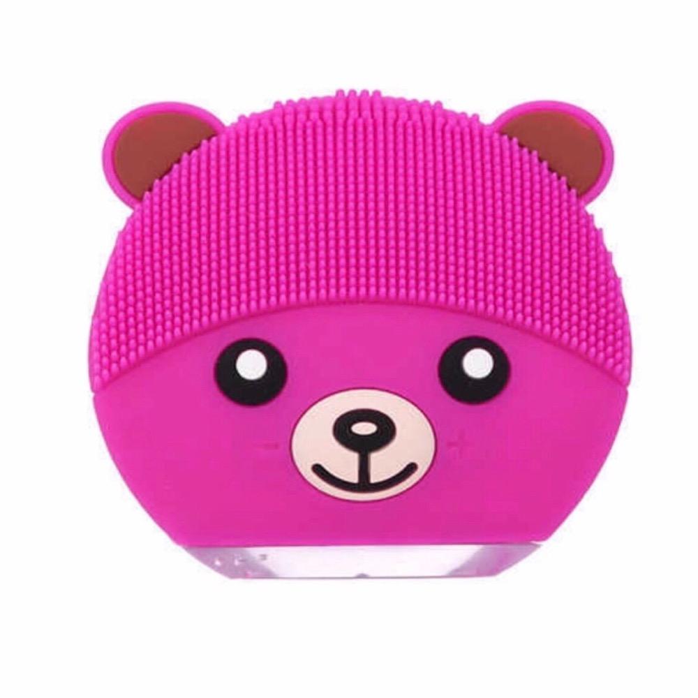 برس پاکسازی فوراور مدل lina mini طرح خرس