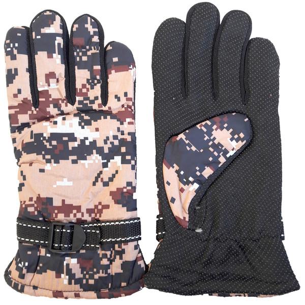 دستکش مردانه کد GH2