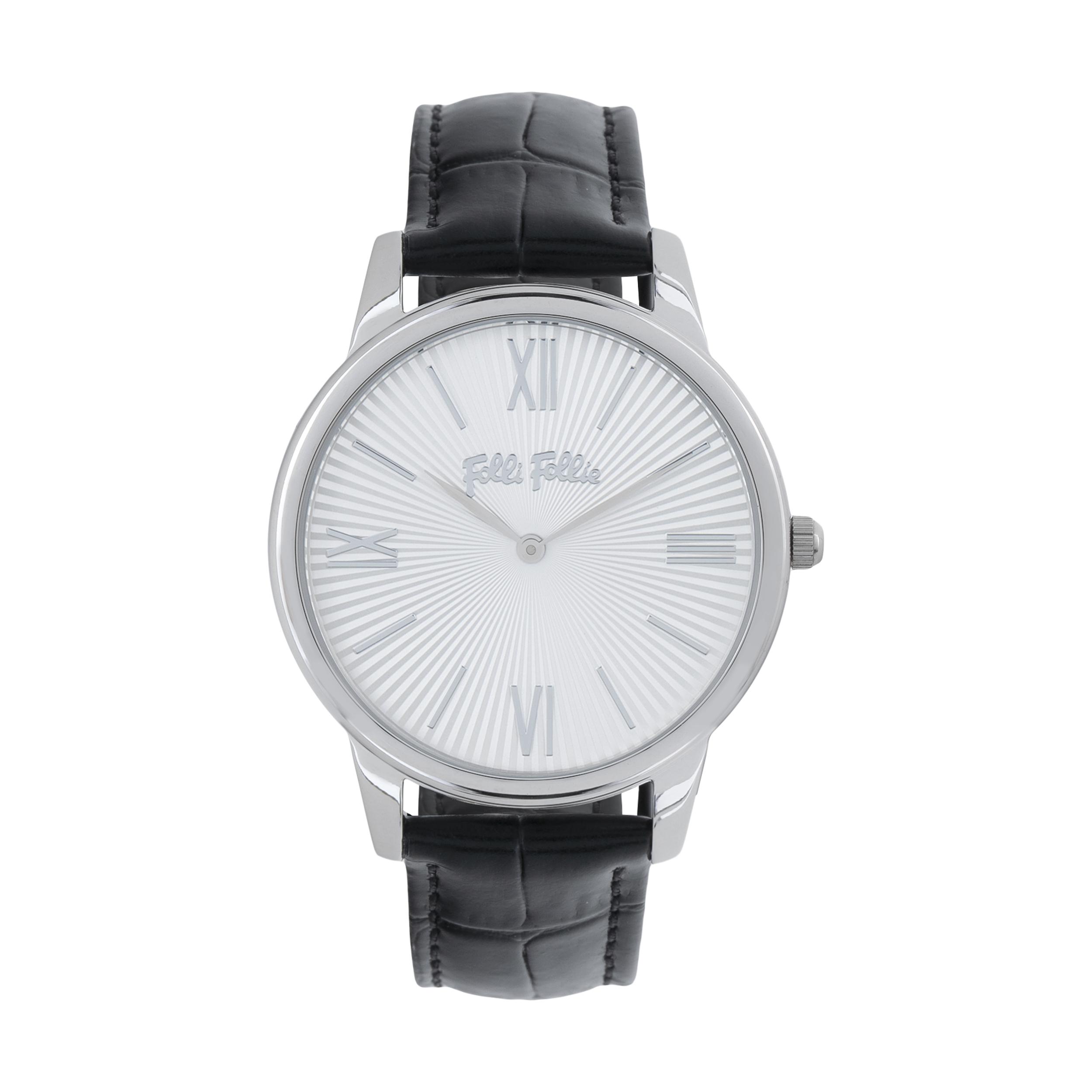 ساعت مچی عقربه ای زنانه فولی فولیه مدل WF15T033SPW-BK (بدون جعبه اورجینال)              خرید (⭐️⭐️⭐️)