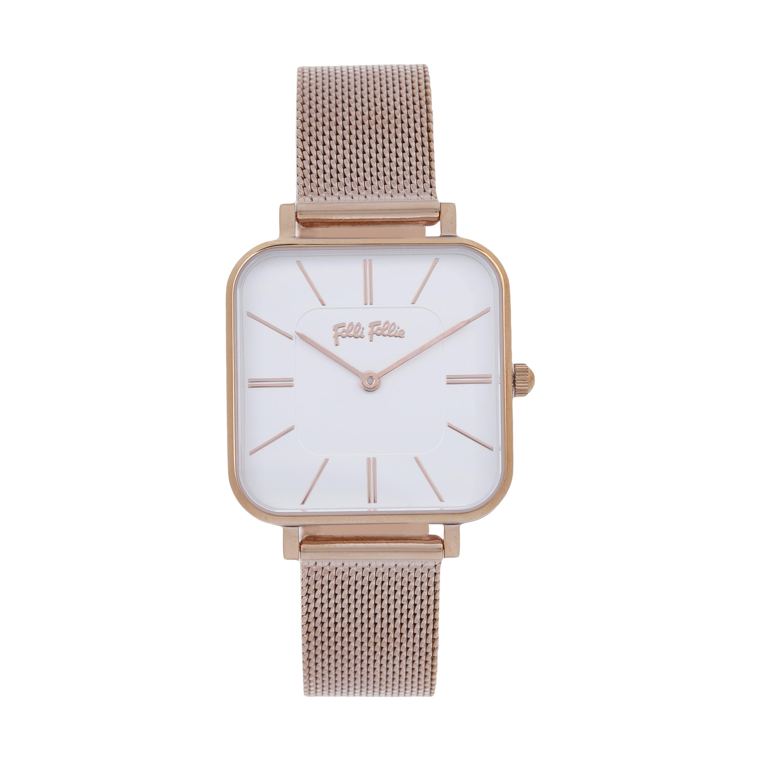 ساعت مچی عقربه ای زنانه فولی فولیه مدل WF18R007BPC (بدون جعبه اورجینال)              خرید (⭐️⭐️⭐️)
