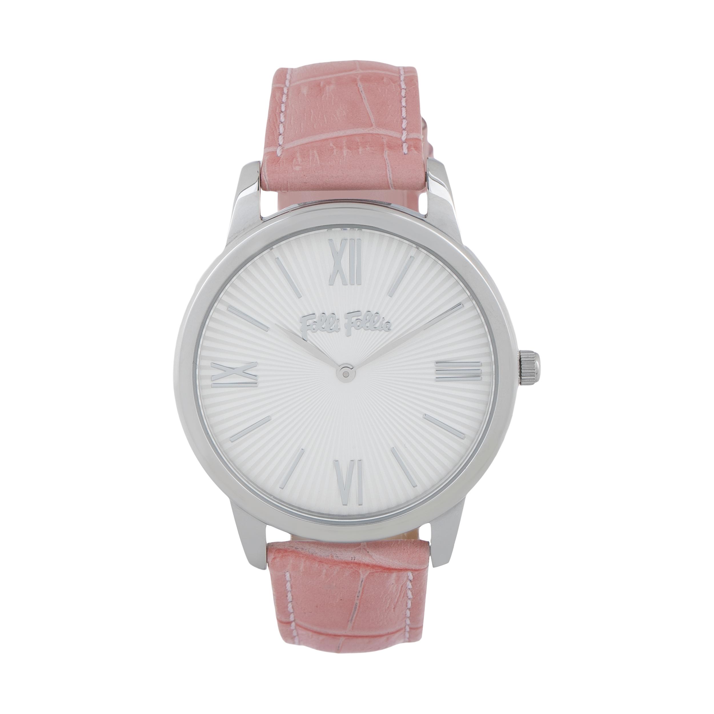 قیمت ساعت مچی عقربه ای زنانه فولی فولیه مدل WF15T033SPW-PI (بدون جعبه اورجینال)              خرید (⭐️⭐️⭐️)