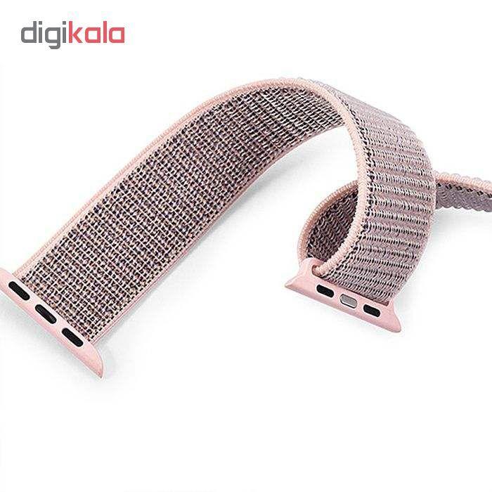 بند کوتتسی مدل Magic Tape W17 مناسب برای اپل واچ 40 میلی متری main 1 2