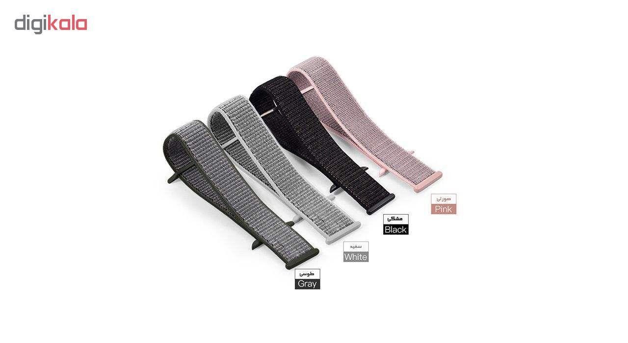بند کوتتسی مدل Magic Tape W17 مناسب برای اپل واچ 40 میلی متری main 1 13