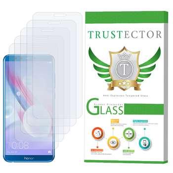 محافظ صفحه نمایش تراستکتور مدل GLS مناسب برای گوشی موبایل آنر 9 Lite بسته 5 عددی