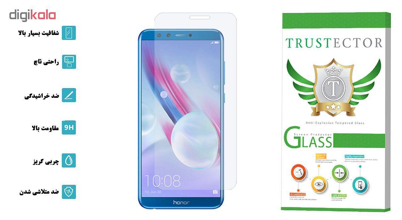 محافظ صفحه نمایش تراستکتور مدل GLS مناسب برای گوشی موبایل آنر 9 Lite main 1 2