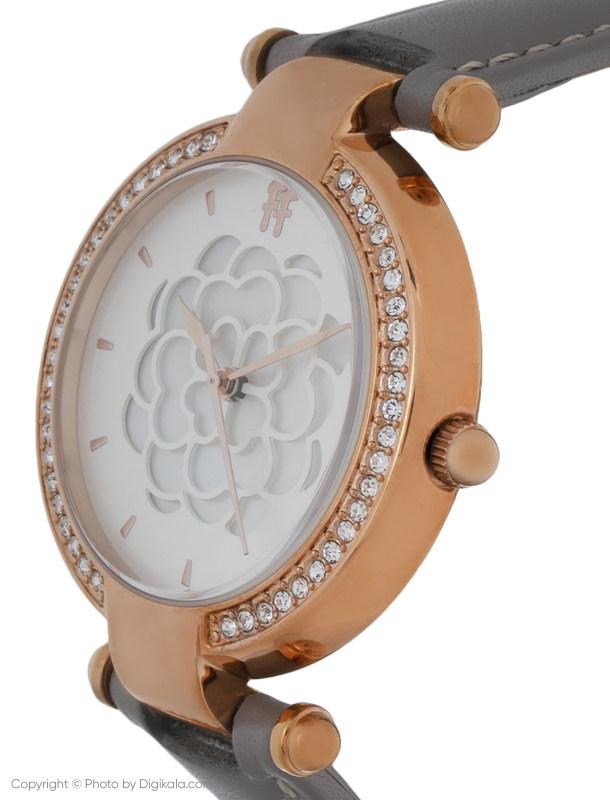 ساعت مچی عقربه ای زنانه فولی فولیه مدل WF15B037SPW-GA (بدون جعبه اورجینال)