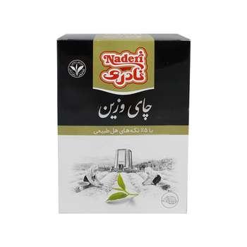چاي سياه وزين با طعم هل نادري مقدار 200 گرم