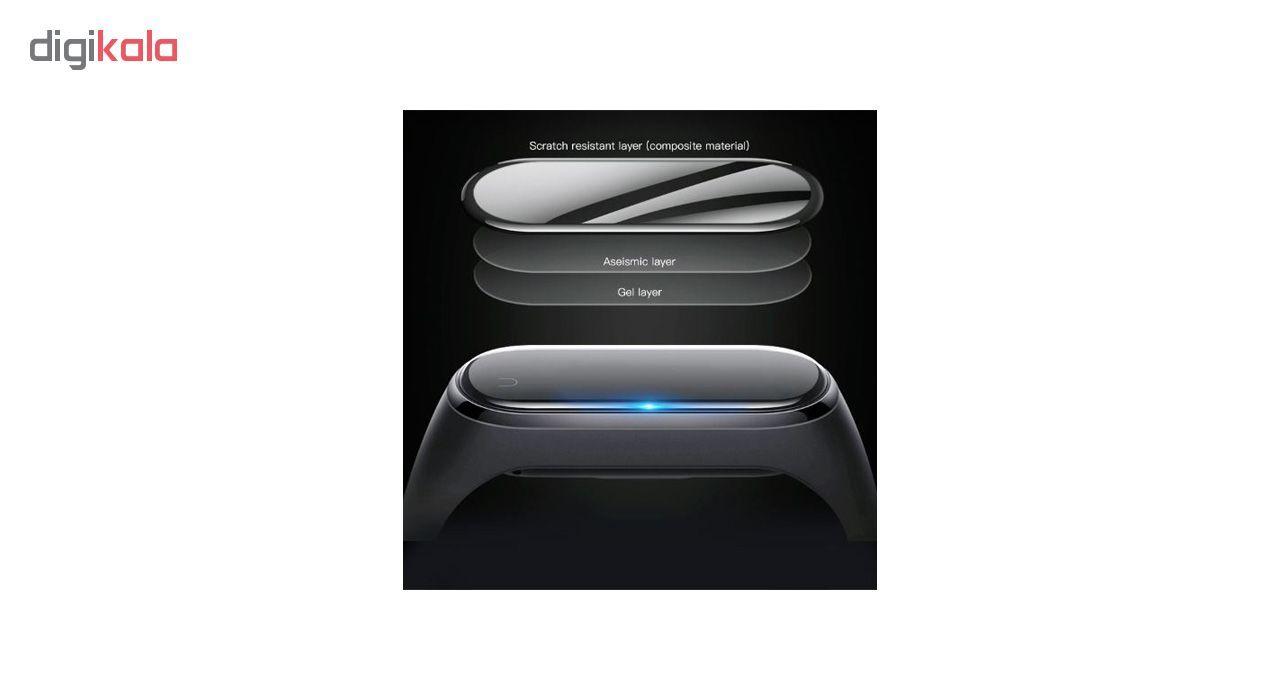 محافظ صفحه نمایش مدل FU01 مناسب برای مچ بند هوشمند شیائومی Mi Band 4  main 1 4