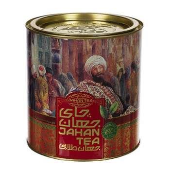 چای طلایی نشان جهان مقدار 450 گرم
