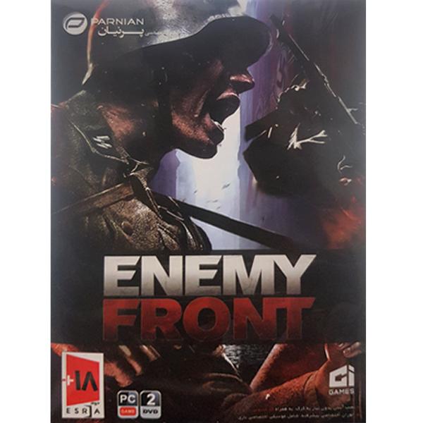 خرید اینترنتی بازی Enemy Front مخصوص PC اورجینال