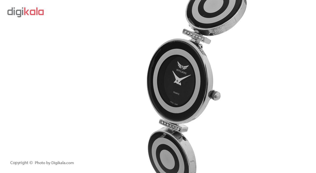 ساعت عقربه ای زنانه راویلسون کد RW-017L-5