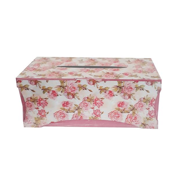 جعبه دستمال کاغذی مدل هما کد DO155