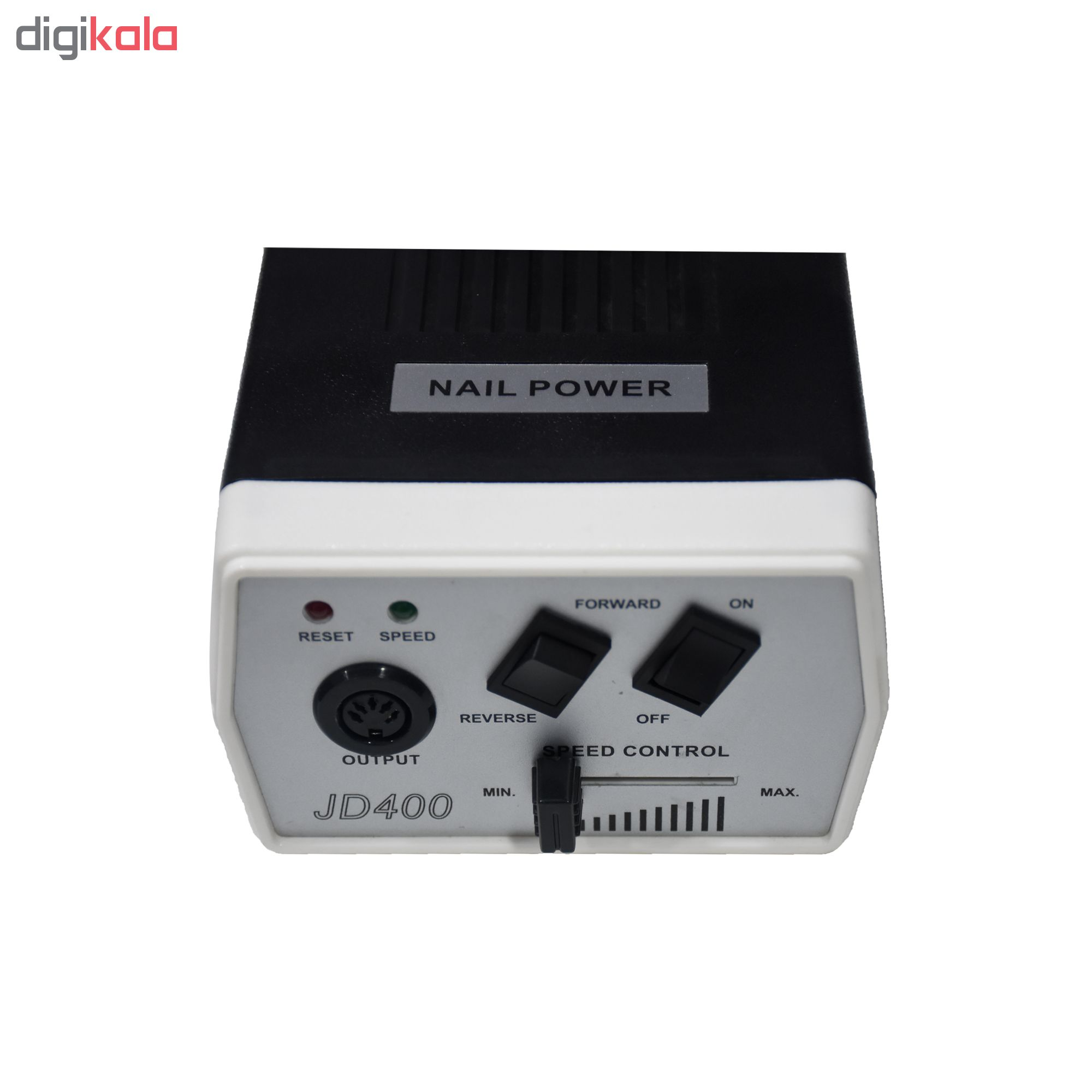 دستگاه مانیکور و پدیکور نیل پاور مدل JD400