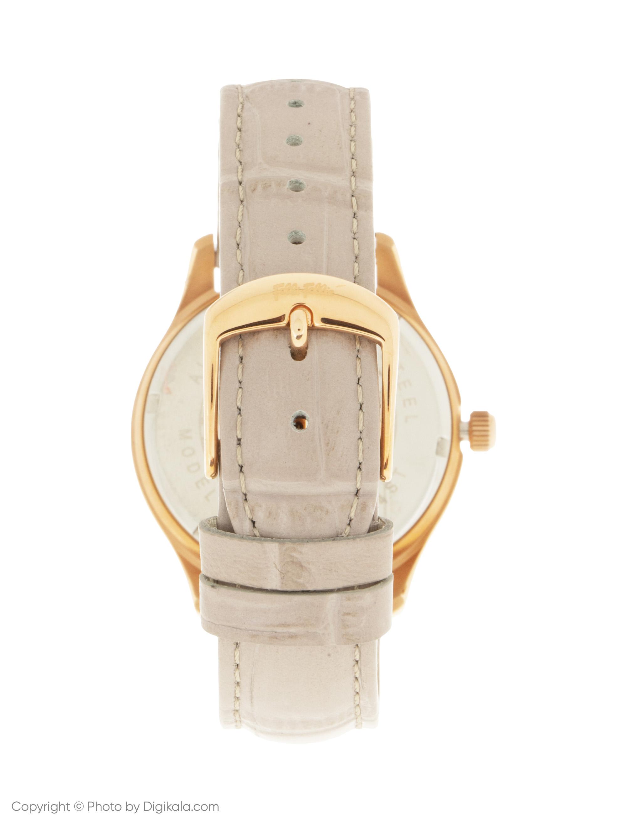 ساعت مچی  زنانه فولی فولیه مدل WF18R004STS-GA (بدون جعبه اورجینال)              اصل