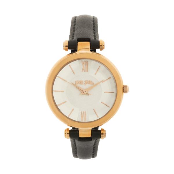 ساعت مچی عقربه ای زنانه فولی فولیه مدل WF16R009SPS-BK (بدون جعبه اورجینال)