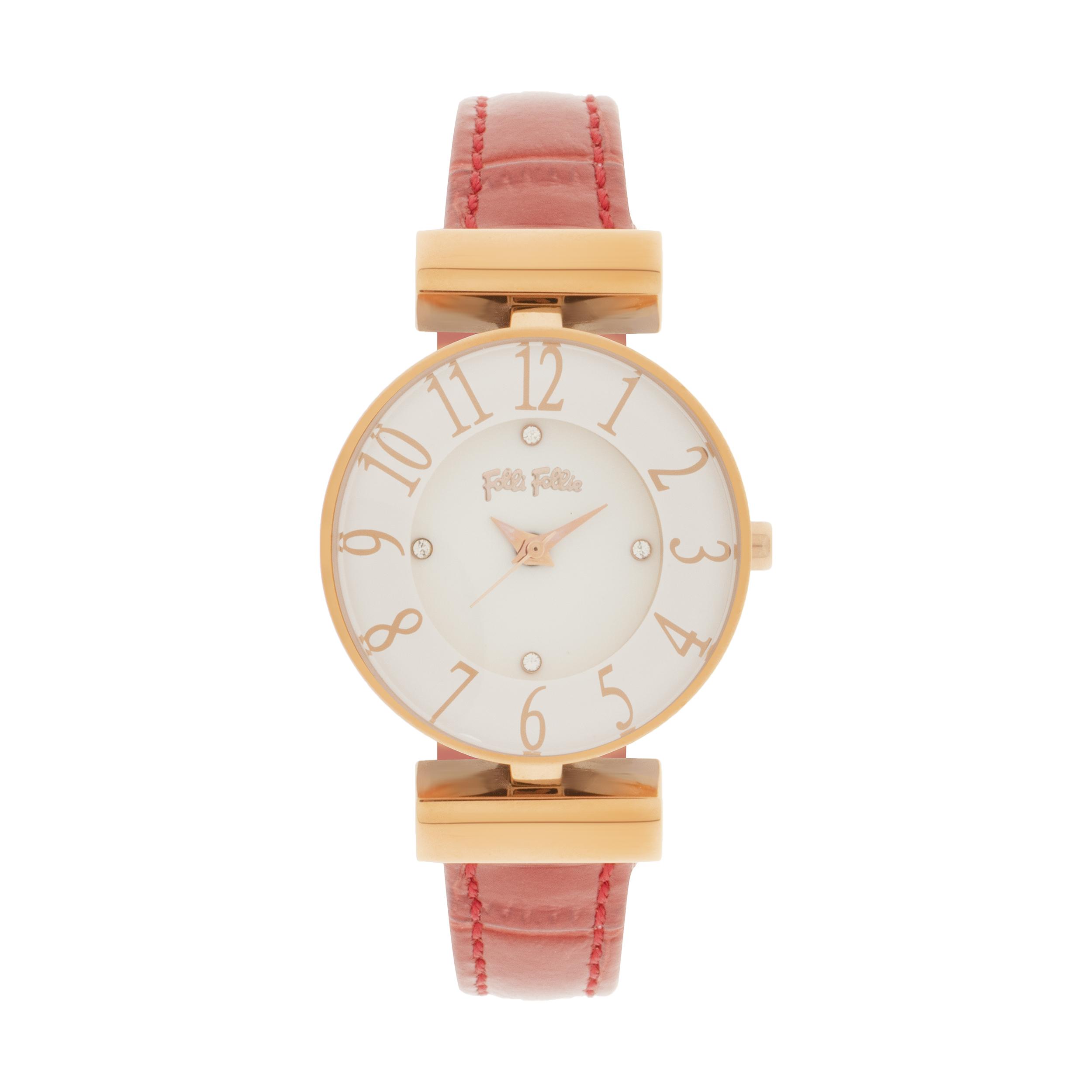 ساعت مچی عقربه ای زنانه فولی فولیه مدل WF16R007SSW-RE (بدون جعبه اورجینال)              خرید (⭐️⭐️⭐️)