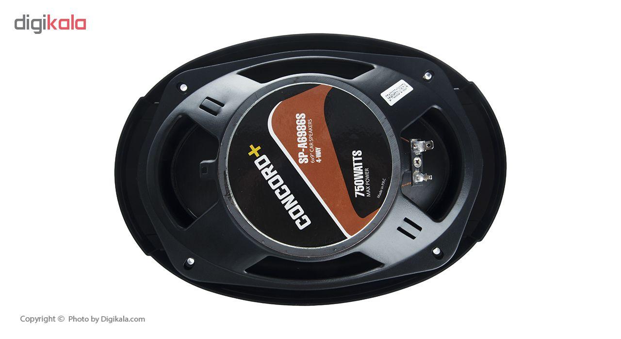 اسپیکر خودرو کنکورد پلاس مدل SP-A6986S