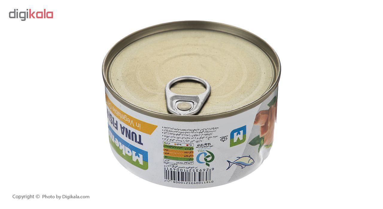 کنسرو ماهی تون مکنزی در روغن گیاهی  مقدار 180 گرم main 1 5