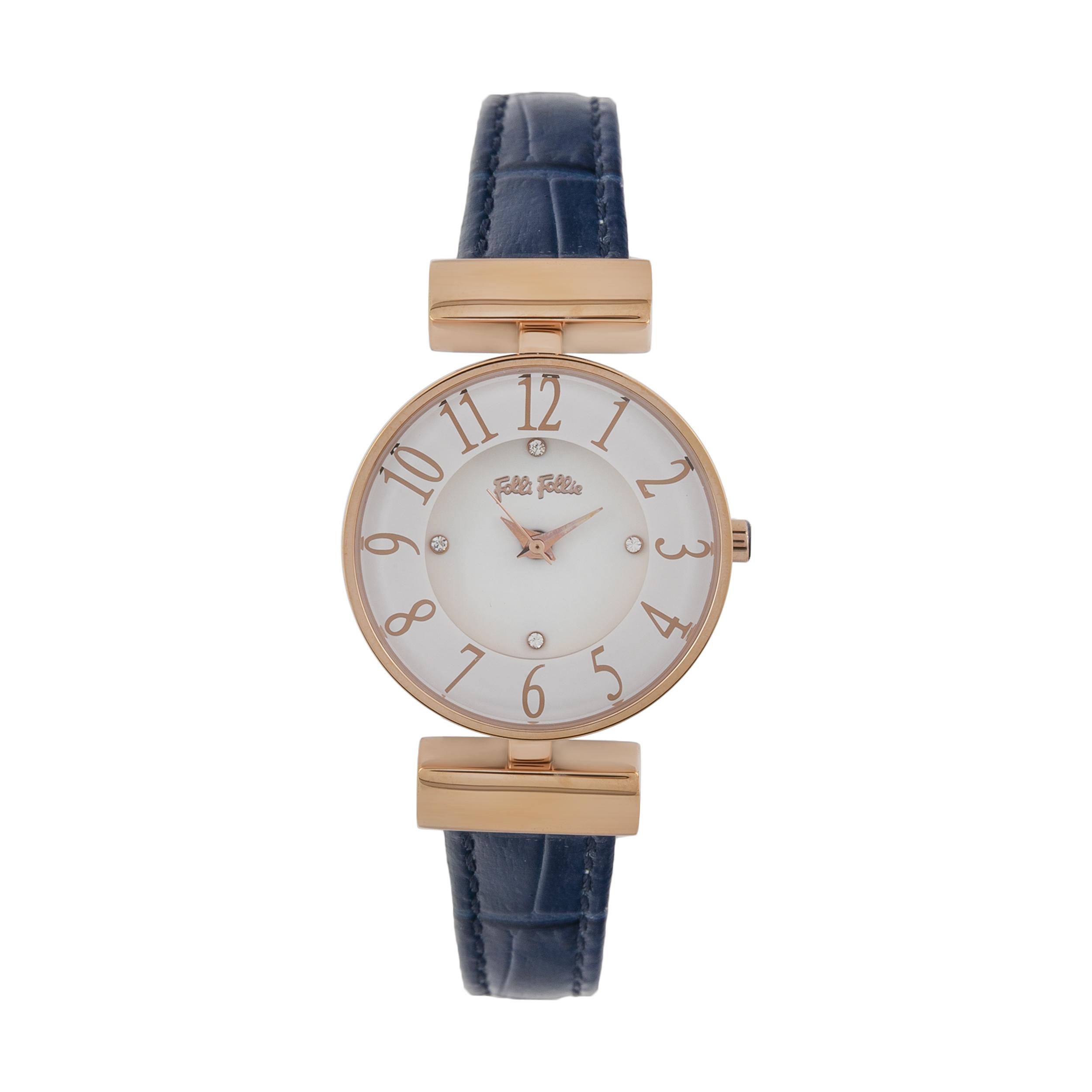 ساعت مچی عقربه ای زنانه فولی فولیه مدل WF16R007SSW-BL (بدون جعبه اورجینال)              خرید (⭐️⭐️⭐️)