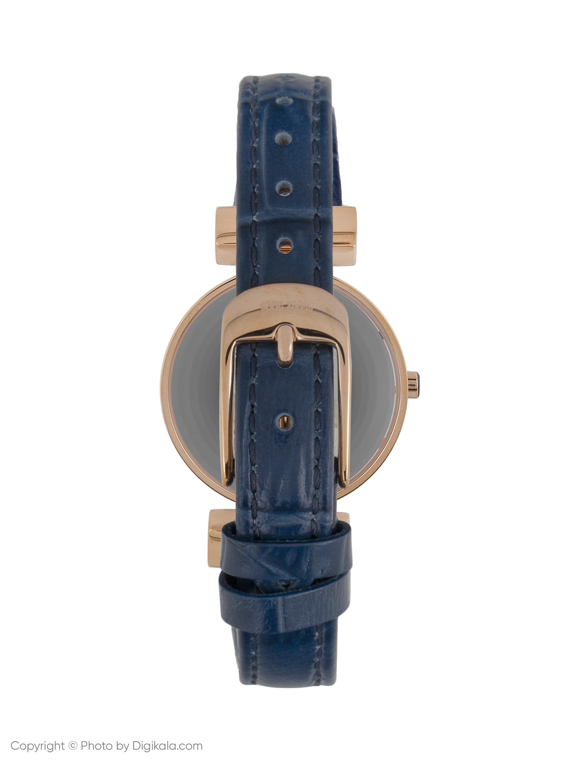 ساعت مچی  زنانه فولی فولیه مدل WF16R007SSW-BL (بدون جعبه اورجینال)              اصل