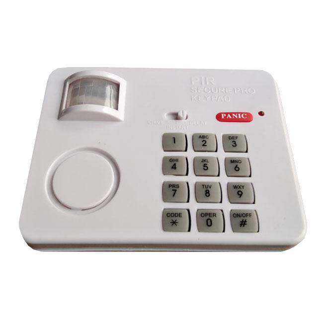 سیستم امنیتی دزدگیر کد hws-105db