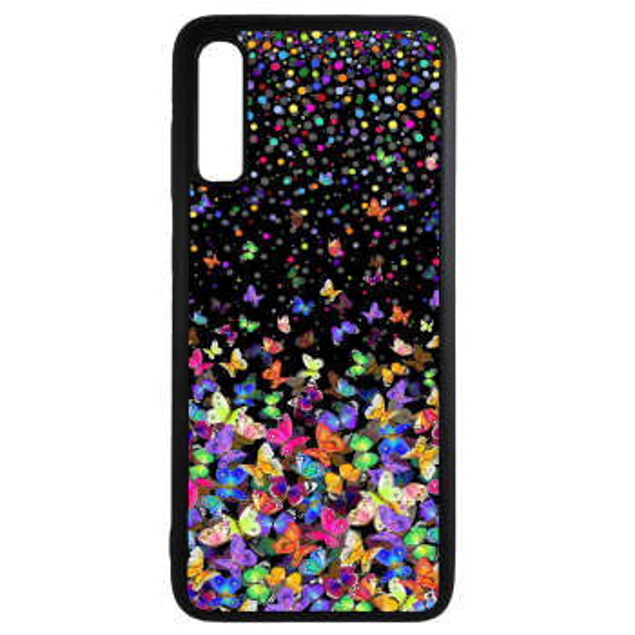 کاور طرح پروانه کد 43175 مناسب برای گوشی موبایل سامسونگ galaxy a70