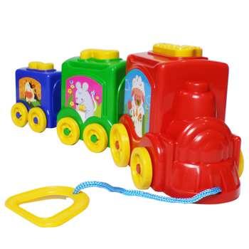قطار بازی مدل Chichi02